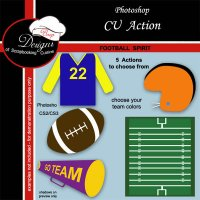 Football by Boop Designs