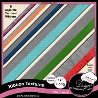 Ribbon Textures by Boop Designs