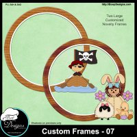 Custom Frames 07 by Boop Designs