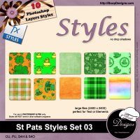 St Pats STYLES 03 by Boop Designs