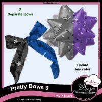 Pretty Bows 03 by Boop Designs