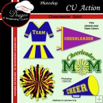 Cheerleader by Boop Designs