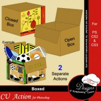 Boxed by Boop Designs