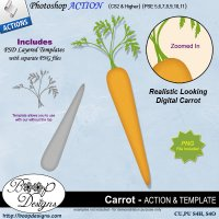 Carrot by Boop Designs