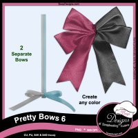 Pretty Bows 06 by Boop Designs