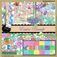Easter Parade Kit by Boop Designs