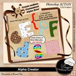 Alpha Creator by Boop Designs