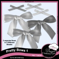 Pretty Bows 01 by Boop Designs