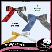 Pretty Bows 08 by Boop Designs