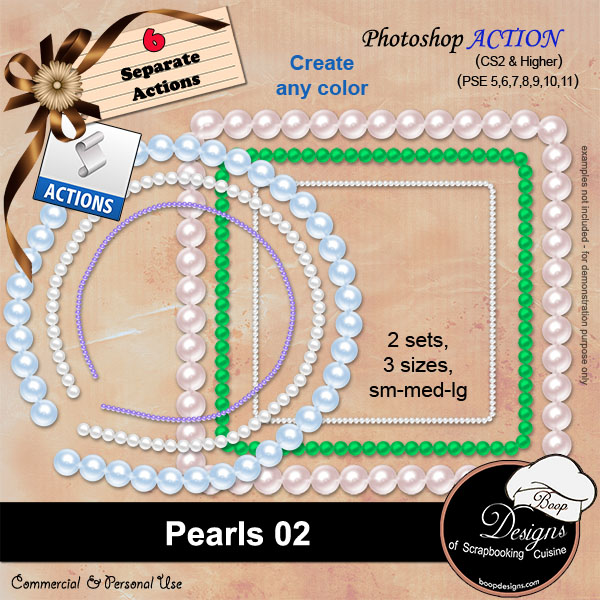 Pearls 02 by Boop Designs